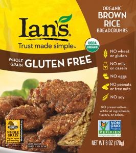 Brown Rice 'No Bread' Crumbs